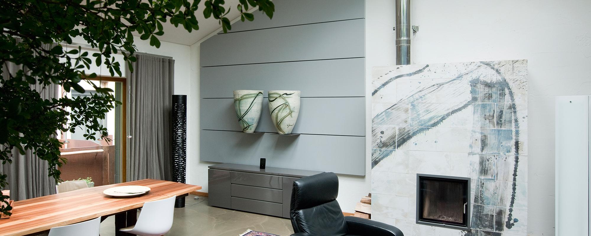 akustik wandabsorber color akustikkunst. Black Bedroom Furniture Sets. Home Design Ideas